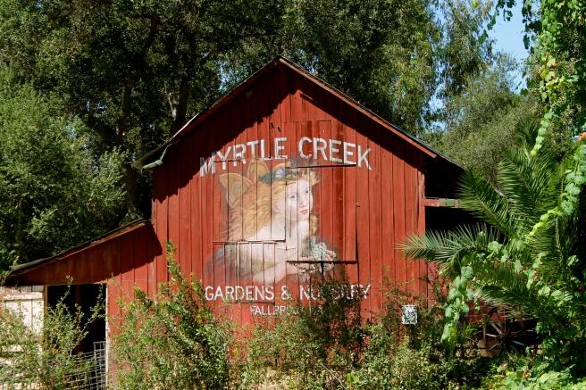 Historic Landmark Barn
