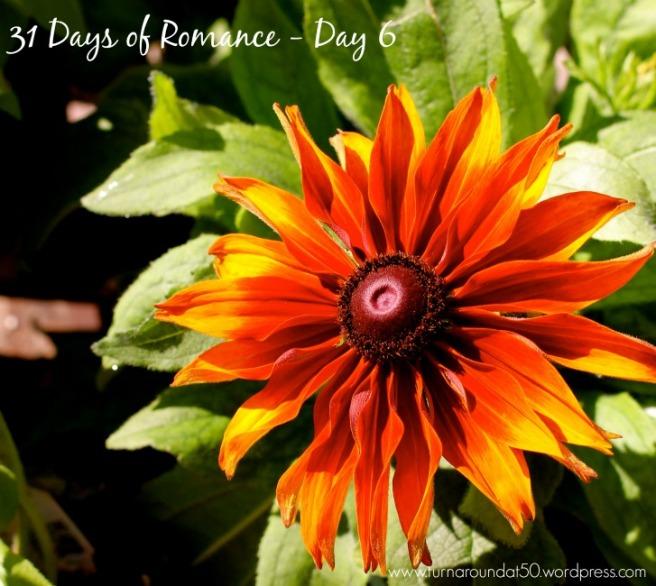 flower - day 6